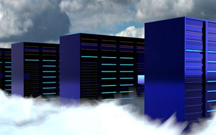 The cloud's a savior for business data